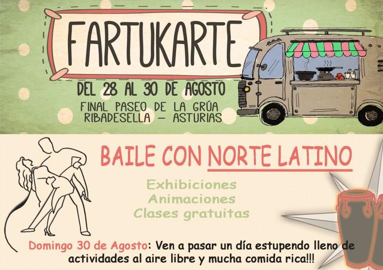 Fartukarte y Norte Latino