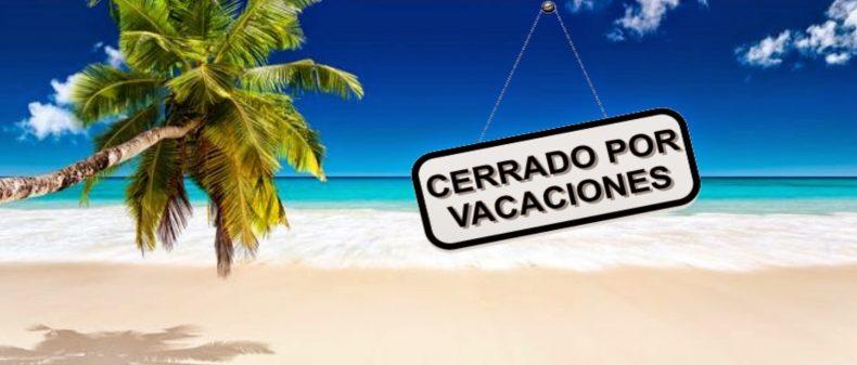 Vacaciones 2016