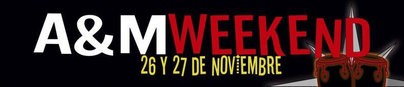 A&M Weekend – Fiesta de presentación del CNL8