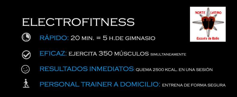 ElectroFitness en Norte Latino con TP Trainers