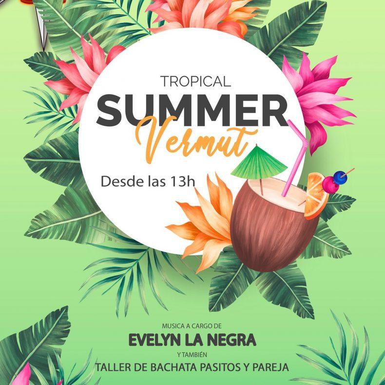Naiara Santiago y Vermut tropical con Evelyn La Negra para nuestro weekend «vuelta al cole»