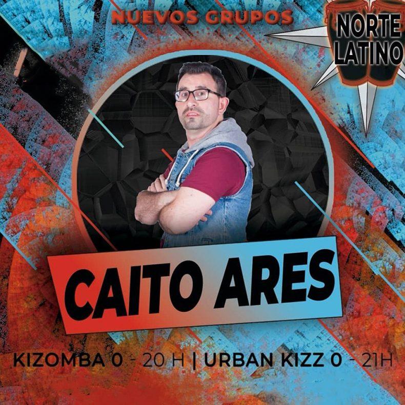 Nuevos grupos: Kizomba y Urban Kizz con Caíto Ares