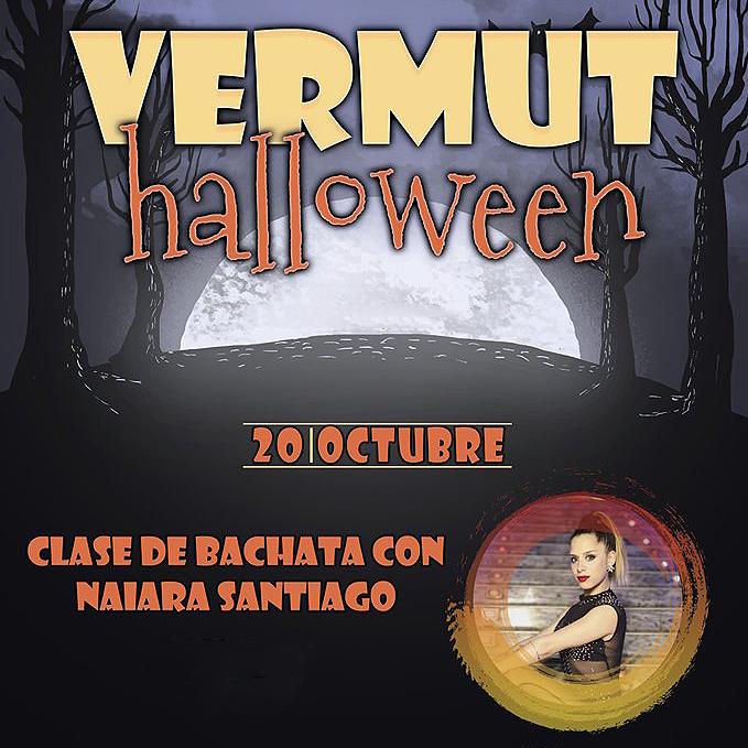 Sesión Vermut Halloween. 20 octubre, 12:00.