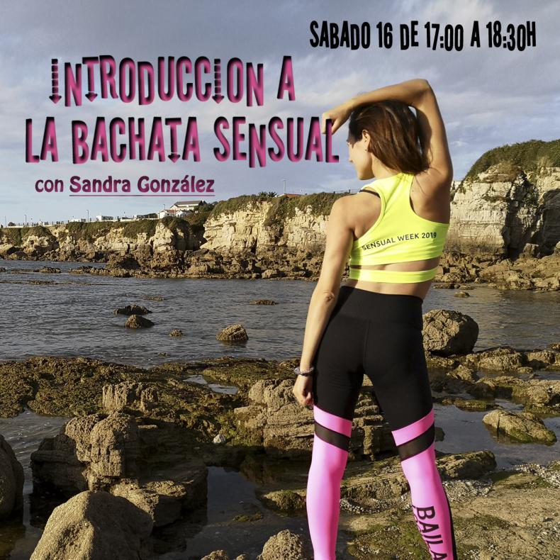 Taller de bachata sensual con Sandra González