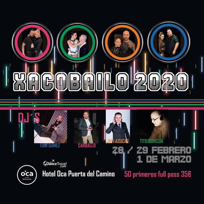 Norte Latino en Xacobailo 2020