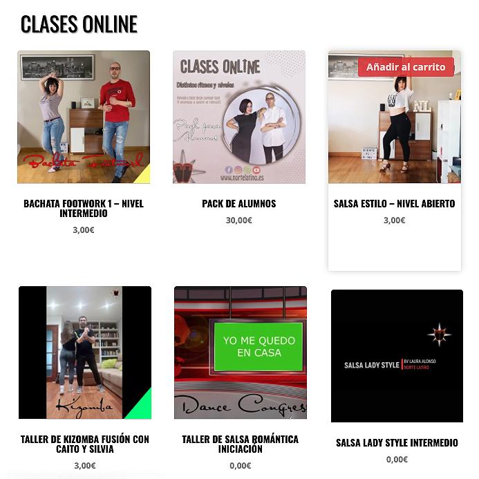 ¿Por qué clases online?