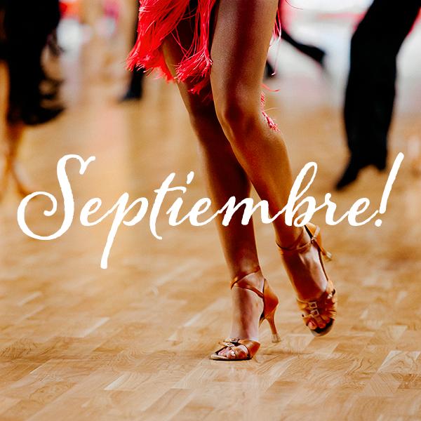 Septiembre en Norte Latino: bailar manteniéndonos sanos.