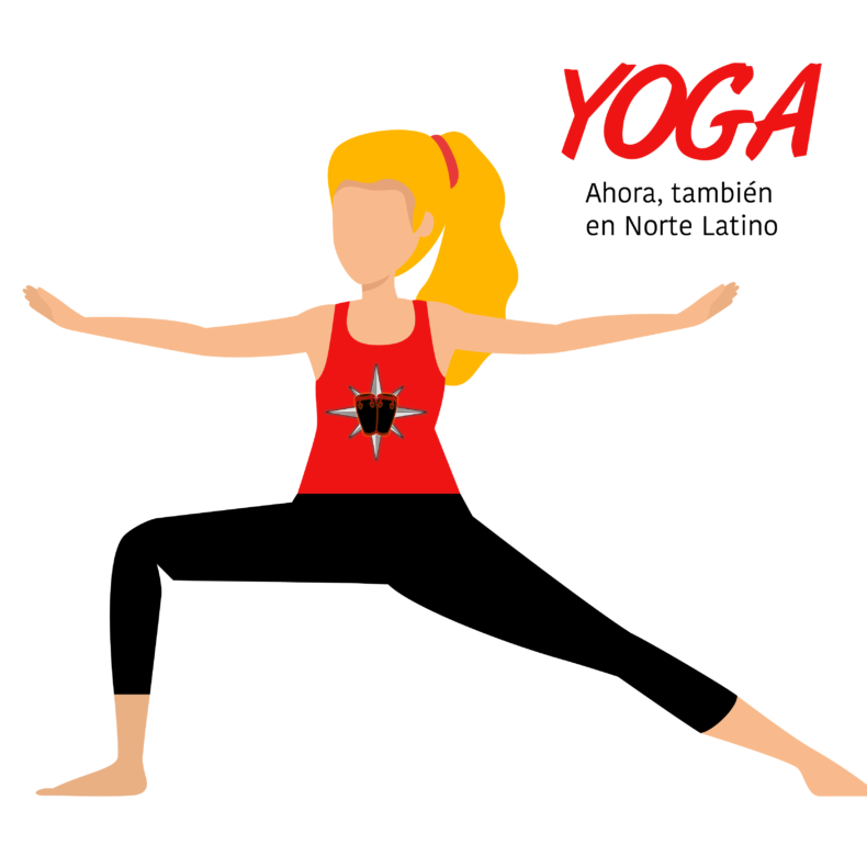 Yoga, ahora también en Norte Latino