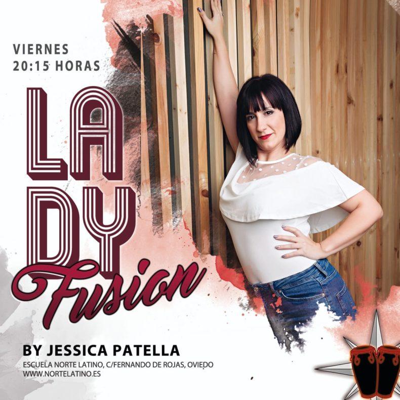 El último viernes de noviembre, clase abierta de Lady Fusion ¡Te esperamos!