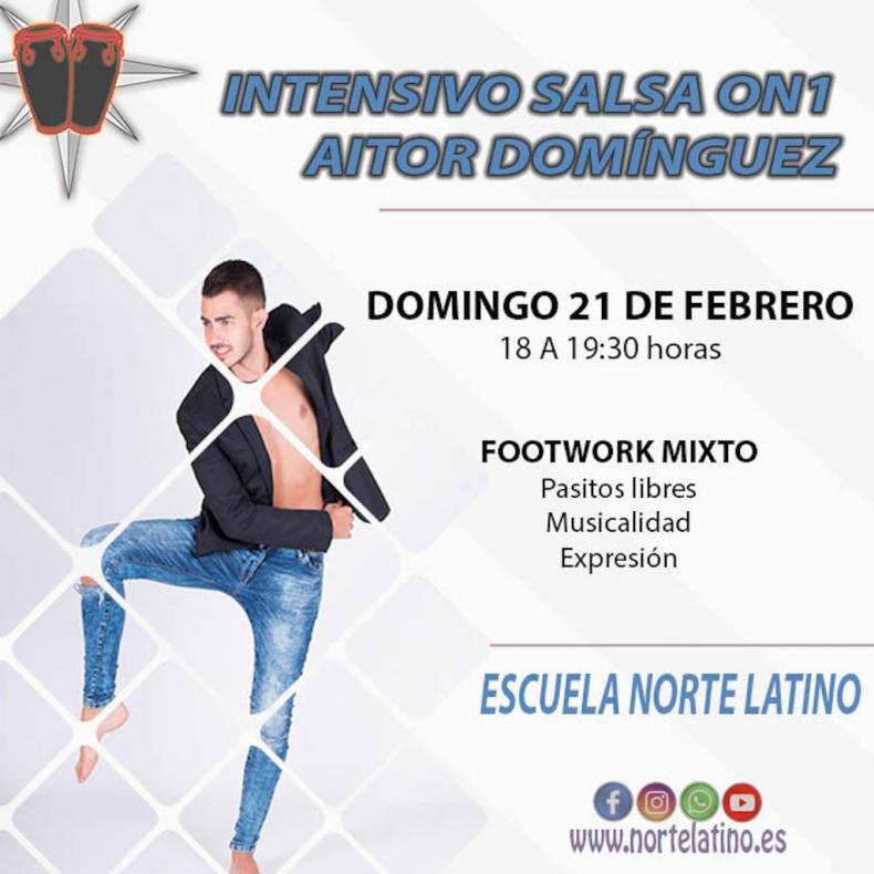 Aitor Domínguez en Norte Latino ¡No te lo pierdas!