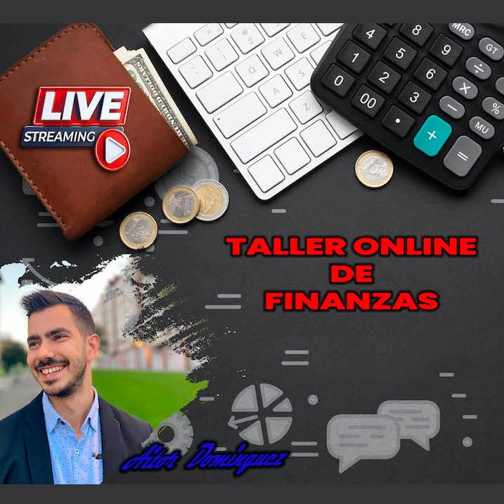 Empodérate en las finanzas personales con Aitor Domínguez
