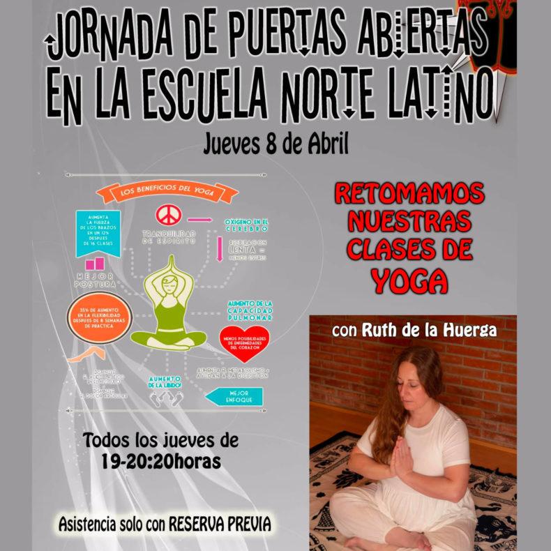 Descubre con Norte Latino los beneficios del Yoga