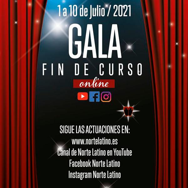 Gala Fin de Curso 2021, disfruta aquí de las mejores actuaciones