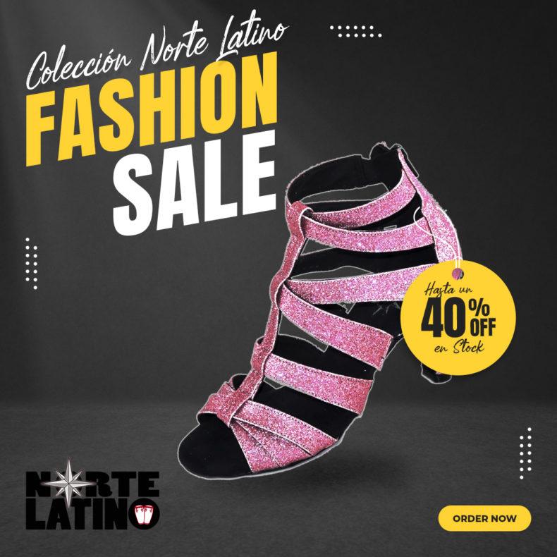 Promo zapatos de baile ¡Aprovecha!
